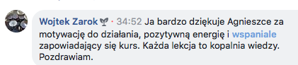 Opinia Wojtek